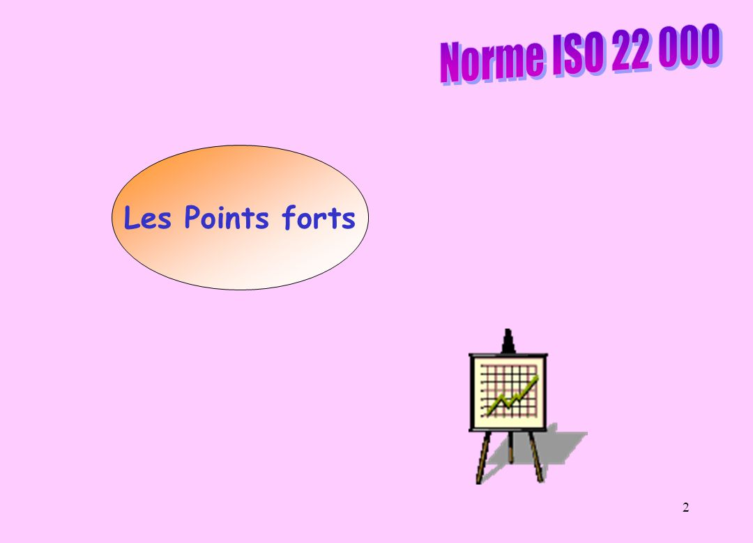 2 Les Points forts
