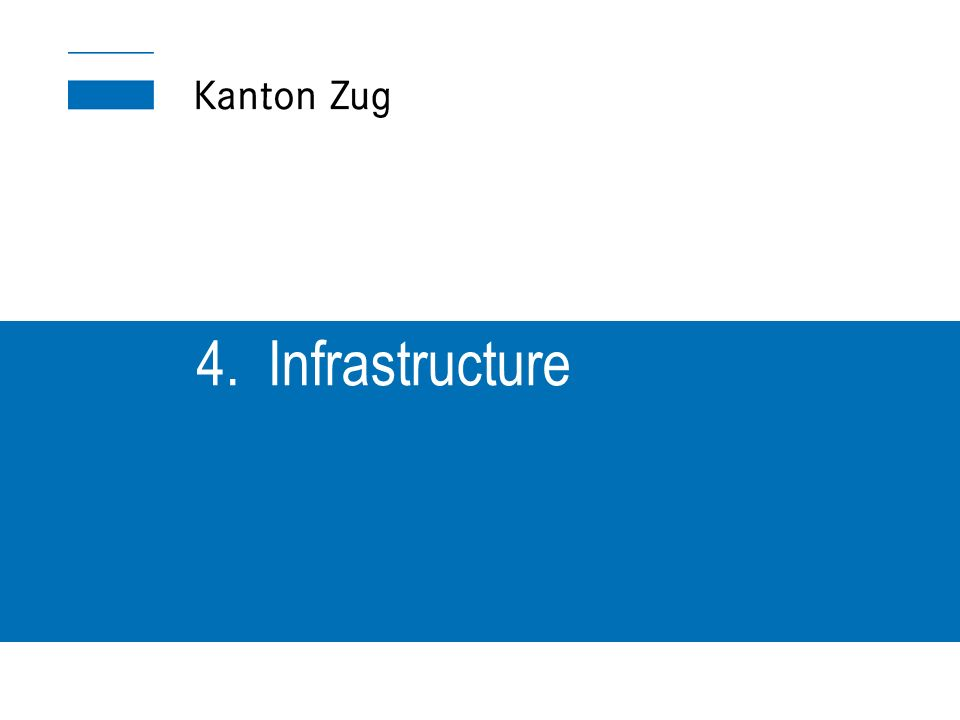 4. Infrastructure