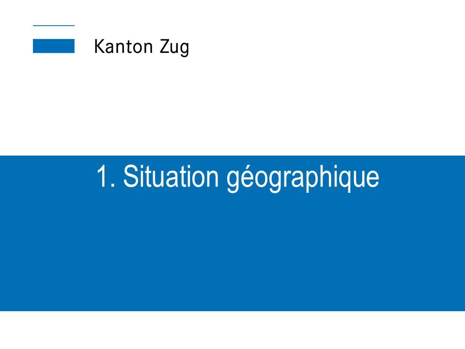1. Situation géographique