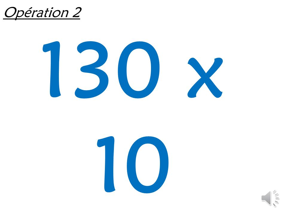 Opération 1 54 x 100