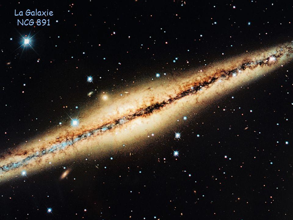 La Galaxie NCG 891