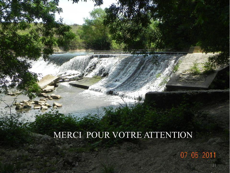 01/06/2011 MERCI POUR VOTRE ATTENTION 21