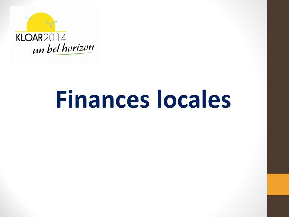 Une méthodologie inédite à Kloar Un audit finances sur la période 2000/2008.