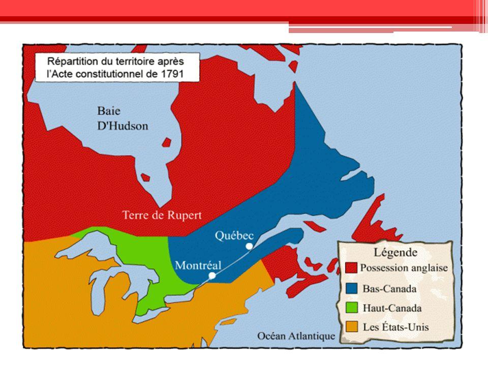 Un nouveau conflit: la guerre de 1812 En 1812, la guerre a éclaté entre la Grande- Bretagne et les États-Unis, pourquoi.
