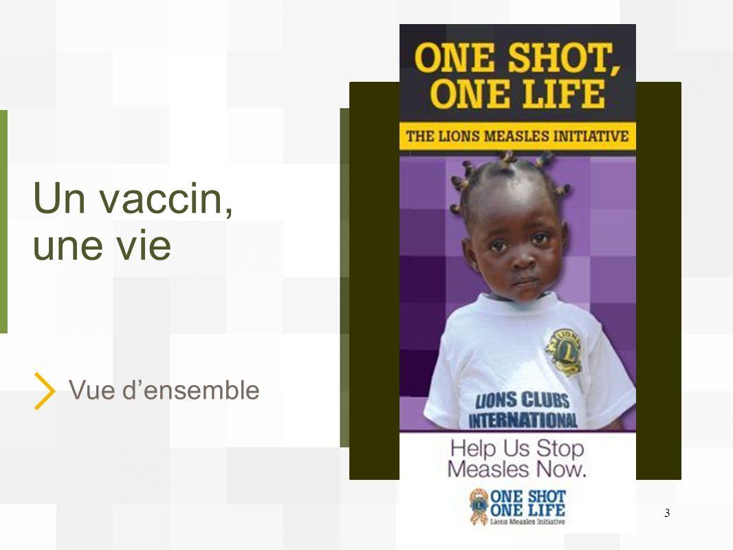 Un vaccin, une vie Vue densemble 3