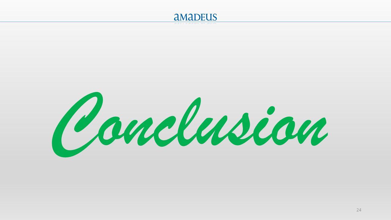 24 Conclusion