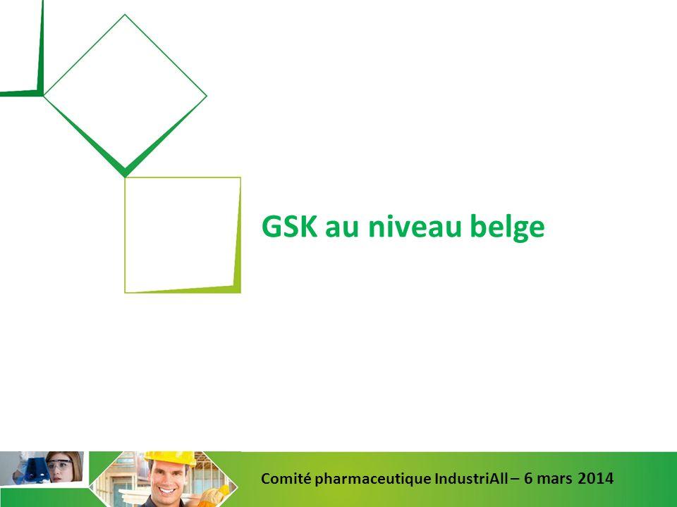 9 Activité principale tourne autour des vaccins (anti-cancers, anti- tabac, …) GSK Biologicals SA est présente dans le Top 3 des société belges.