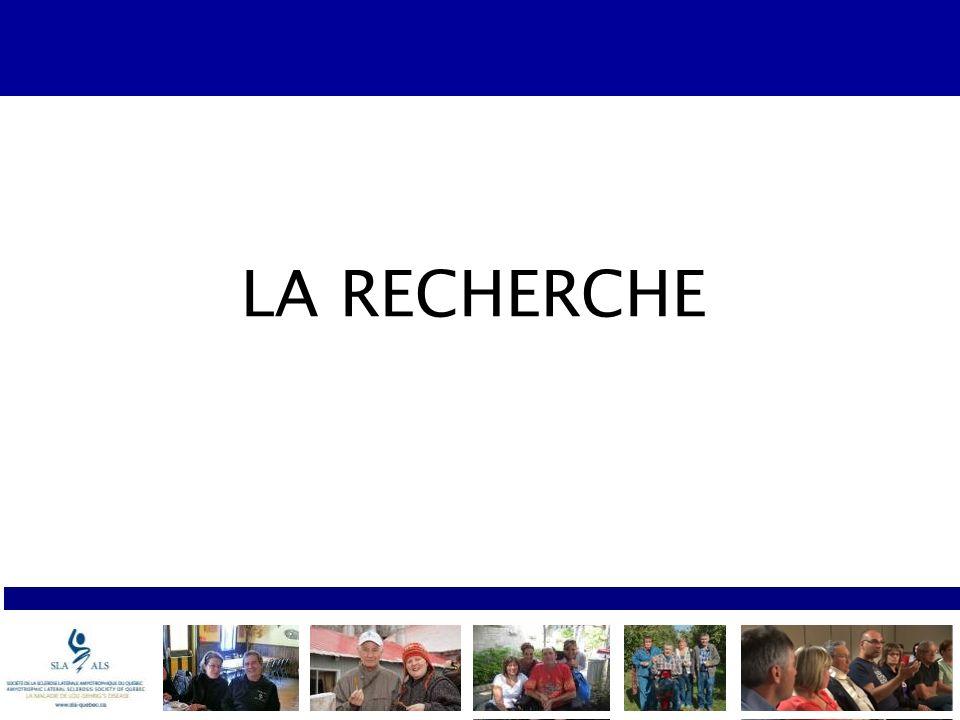LA RECHERCHE