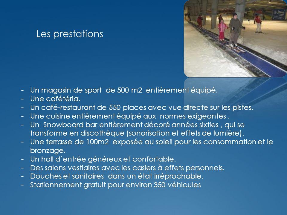 Les chiffres clefs Chiffre d´affaires (2011) 3.900.000 C.