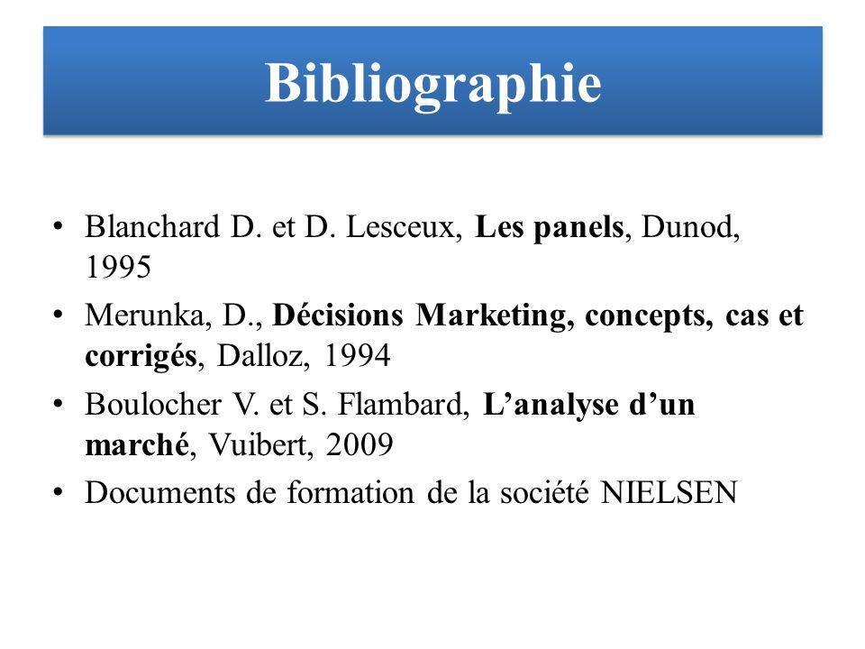 Bibliographie Blanchard D.et D.