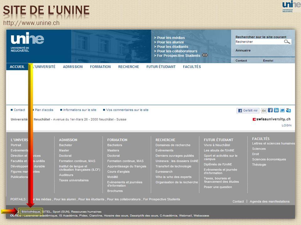 http://www.unine.ch