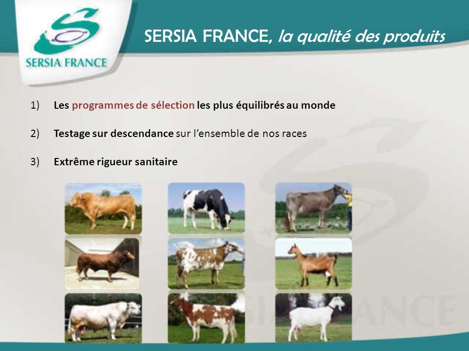 BLONDE DAQUITAINE Des aptitudes bouchères hors-normes Avec près de 500 000 vaches présentes sur lensemble du territoire, la Blonde dAquitaine est une des premières races à viande françaises.