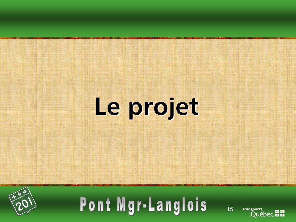 15 Le projet