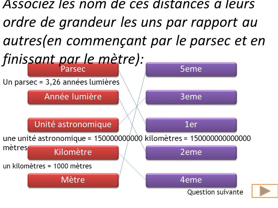 Combien dannée(s) lumières fait le diamètre de « la voie lactée? » réponse Question suivante