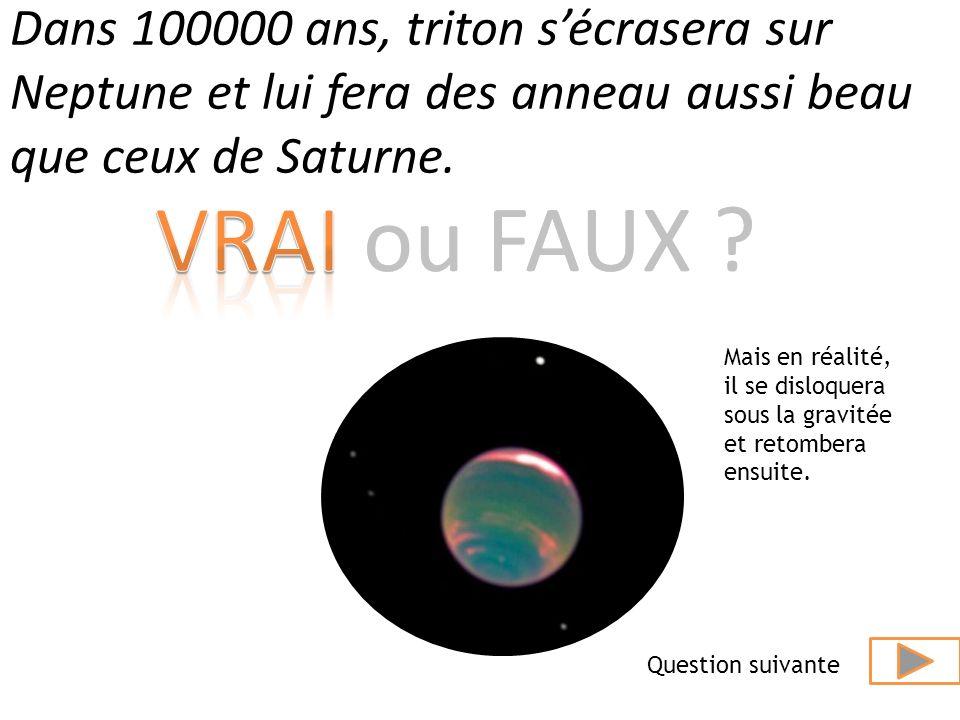 Terre Jupiter Saturne Uranus Neptune Triton Titan Lune Europe Miranda Associez les planètes a leur principaux satellites (en commençant par la Terre j