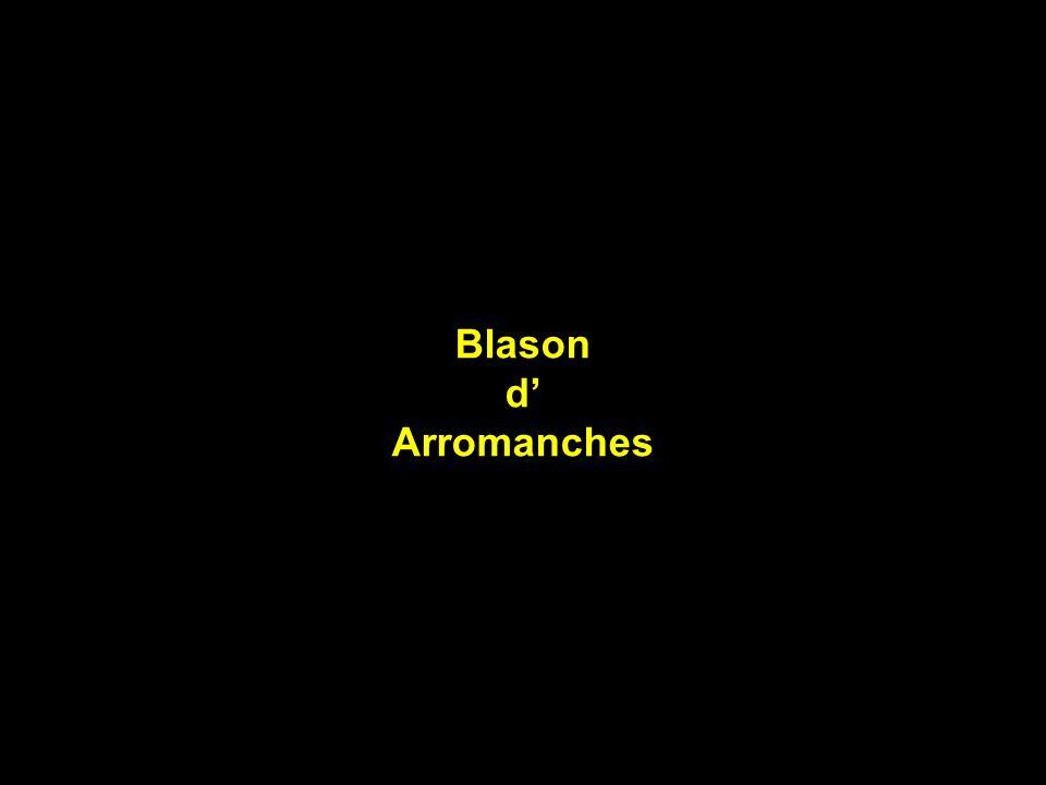 Blason d Arromanches