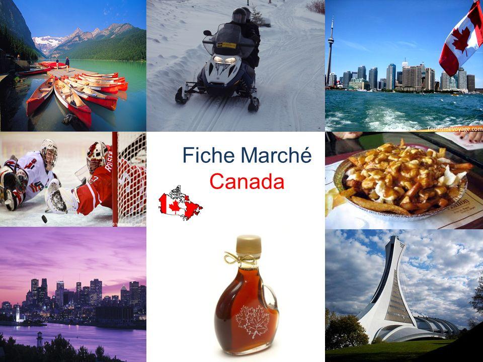 Fiche Marché Canada