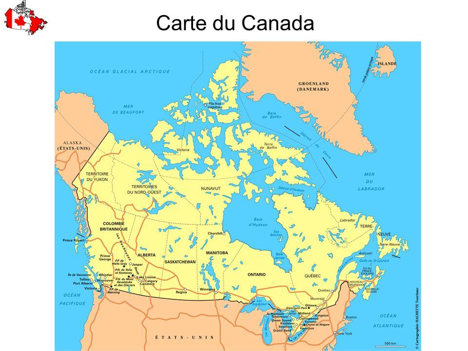 Données Données économiques Population : 35 millions dhabitants PIB/habitant : 52 219 $ Taux de croissance : 2,5 % Taux de chômage : 7,6 % Données touristiques Taux de départ en vacances à létranger : 24% France : 5ème pays visité après USA, Mexique, Cuba et Royaume-Uni (800 000 départs en France en 2013) Période de voyages vers lEurope : davril à octobre Réseau de distribution important : 4 000 agences dont 800 au Québec Taux dintermédiation : 47% par AGV