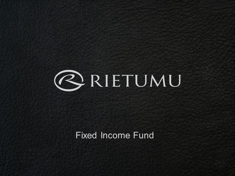 Fixed Income Fund