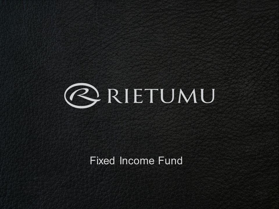 Avantages du Fonds Rietumu Taux de rendement attendus, beaucoup plus élevés que les taux de dépôt La Rietumu participe au fonds et partage les risques avec les clients.