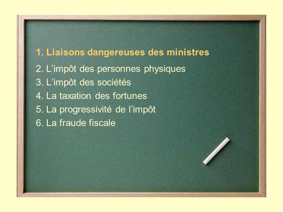 4.LA TAXATION DES FORTUNESLES PLUS-VALUES SUR ACTIONS Qui paye le plus dimpôts .