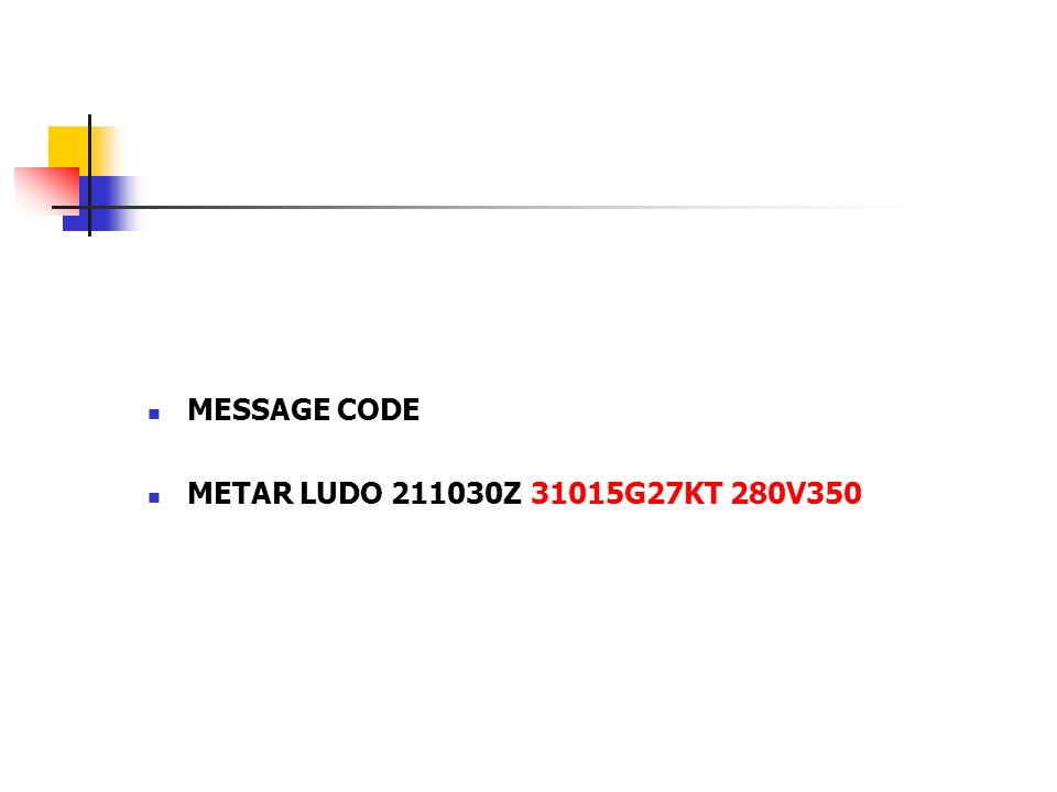 Le TAF LFBI 18 0800Z 26010KT 6000 BECMG 0810 9999 BKN026 indicatif du terrain choisi en code OACI Poitiers.