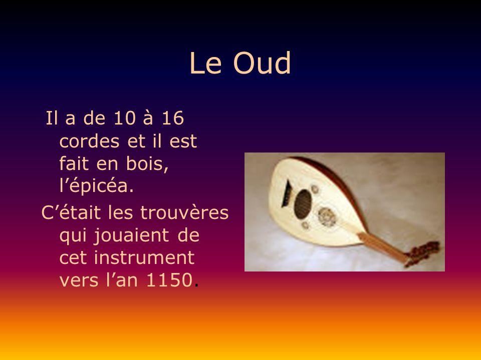 La vielle à roue La vielle à roue vient du 10 e siècle. Son origine est lorganistrum, elle est faite en bois dérable. Après il y eut la Chifonie. Ceux
