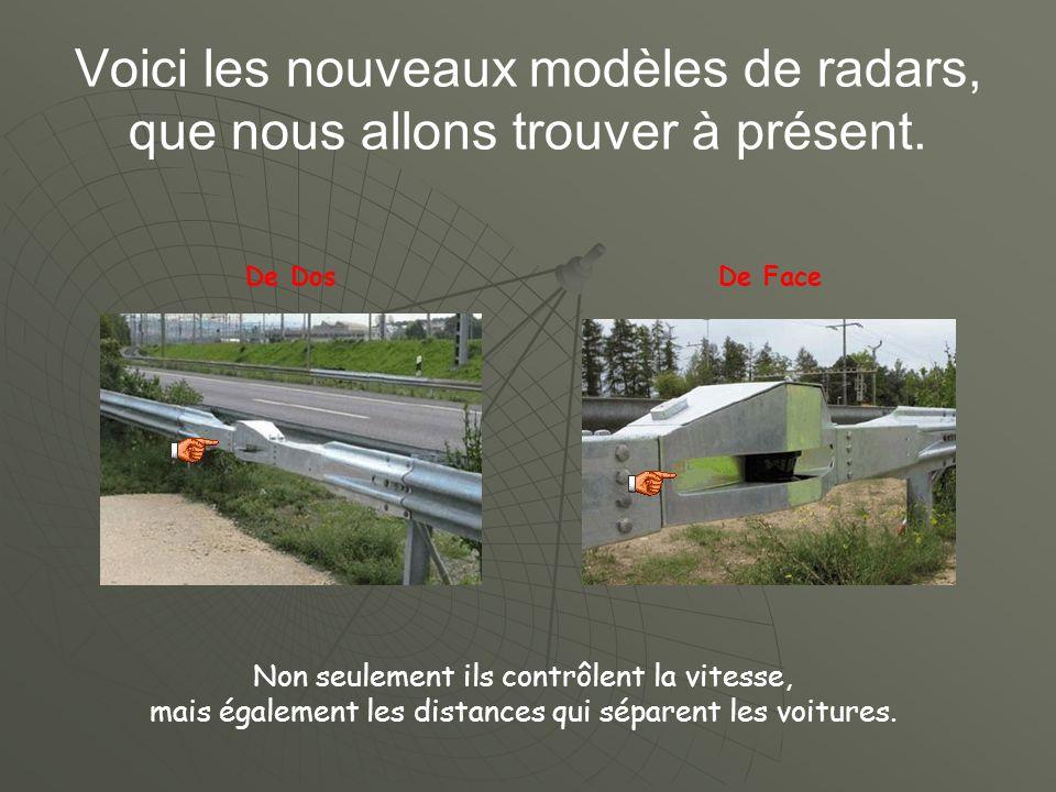 Nouveau radar de la gendarmerie Surtout ne plus doubler les Renaults MODUS grises… et les C 3