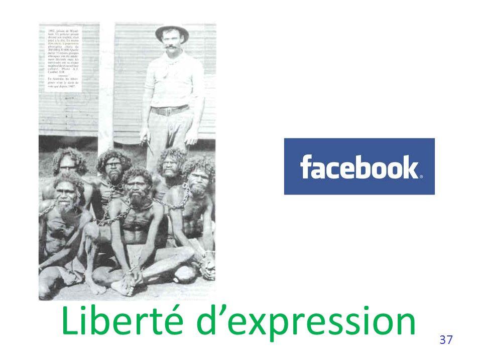 37 Liberté dexpression