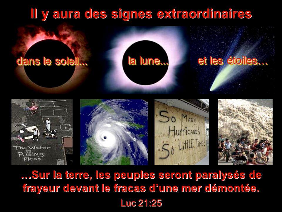 Il y aura… des tremblements de terre. Il y aura… des tremblements de terre. Laugmentation spectaculaire des séismes importants a fait dire à de nombre