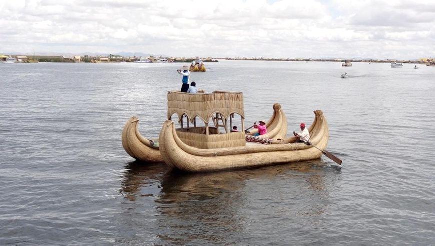 La pêche était il y a encore une dizaine d années la ressource principale des habitants Les touristes offrent désormais un complément apprécié.