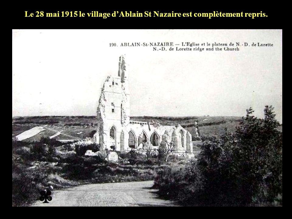 La 2 e bataille dArtois permit la libération complète du plateau de Notre-Dame de Lorette! Elle débuta le 9 mai 1915 à 10 heures. Le 10 mai on se bat
