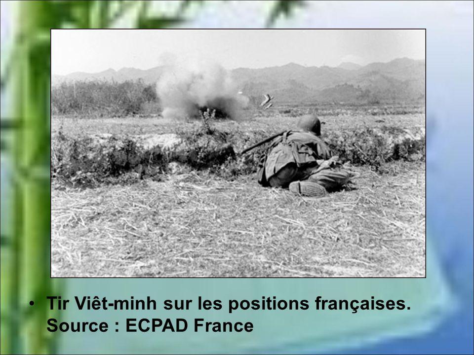 Le Viêtminh à l'assaut En décembre 1953, les occupants de la garnison isolée de Lai Chau, capitale du pays Thaï, sont évacués sur Diên Biên Phu. Le Vi