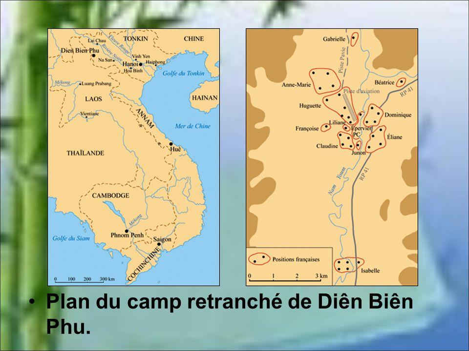 D ien Bien Phu. Source : ECPAD France