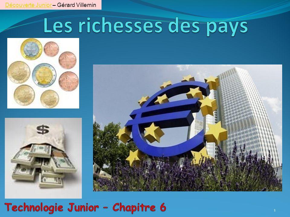 1 Découverte Junior Découverte Junior – Gérard Villemin