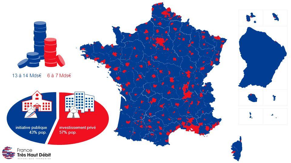 zone conventionnéezone dinitiative publique Eligibilité au haut débit (réseaux fixes)