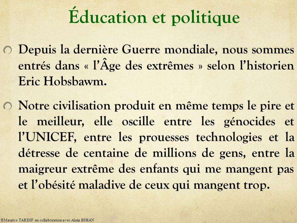 La pensée de Freire La libération comme objectif de léducation est fondée sur une vision utopique de la société et du rôle de léducation.