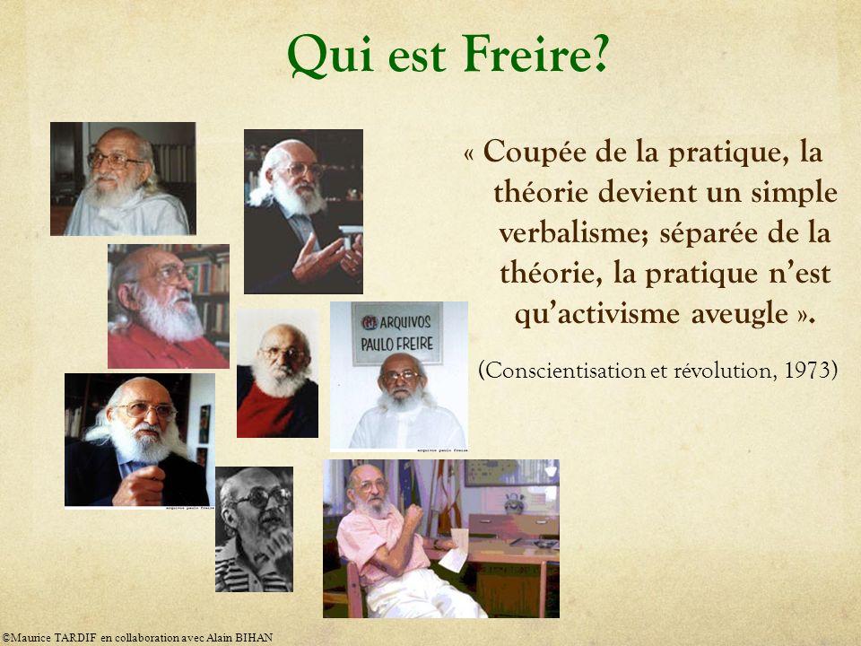 Qui est Freire.