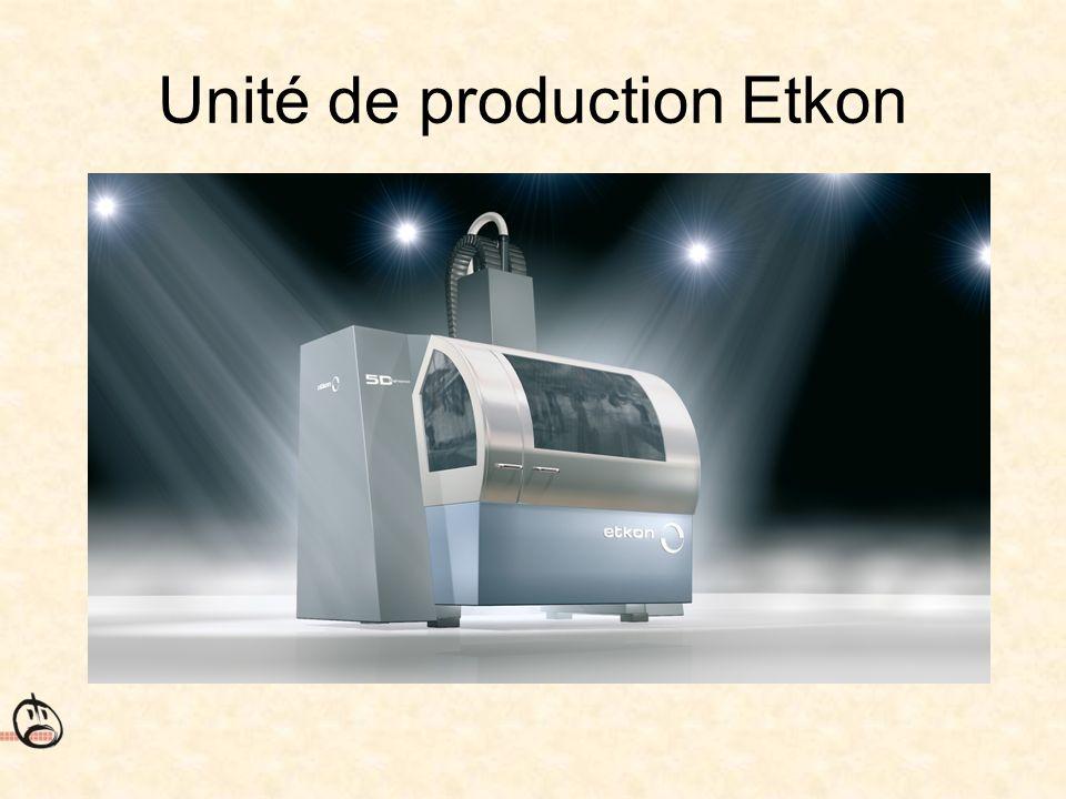 Unité de production Etkon