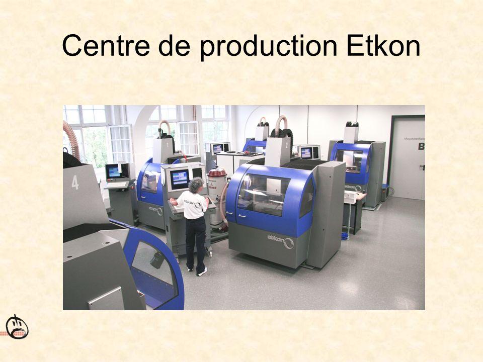 Centre de production Etkon