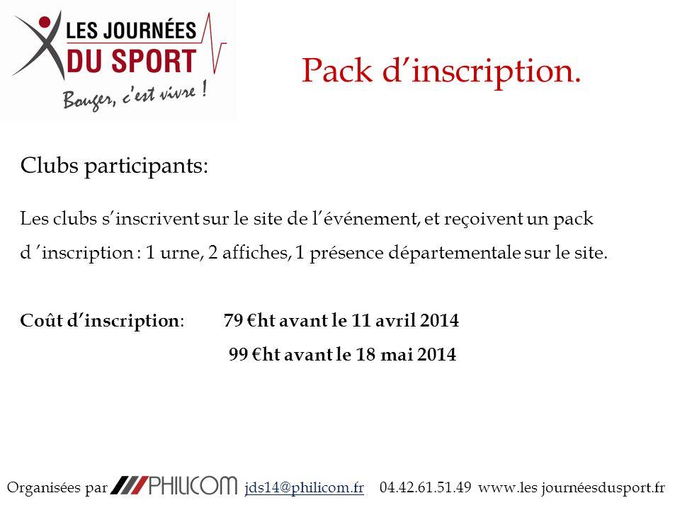 Pack dinscription.