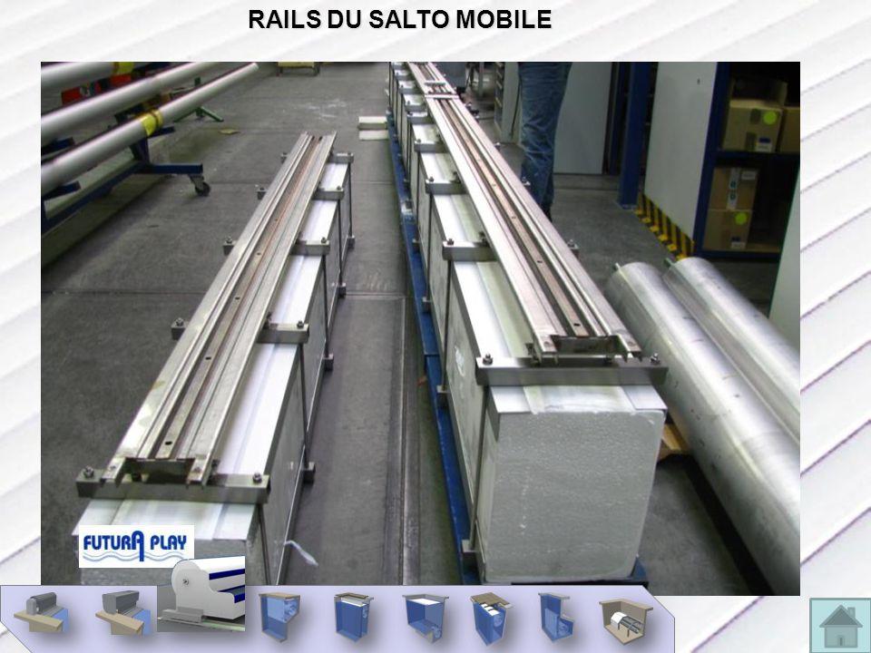 FONDATIONS DES SYSTEMES SALTO RAILS DU SALTO MOBILE