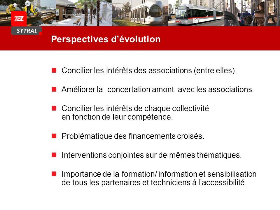Perspectives dévolution Concilier les intérêts des associations (entre elles). Améliorer la concertation amont avec les associations. Concilier les in