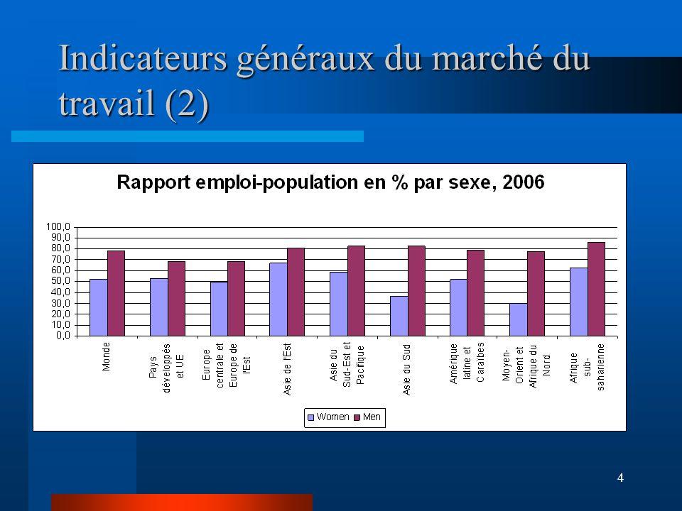 4 Indicateurs généraux du marché du travail (2)