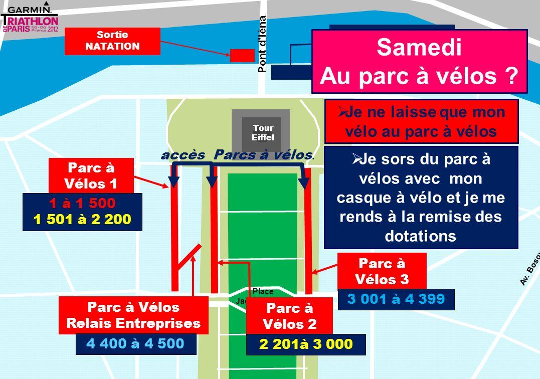 880 m Tour Eiffel Parvis du Trocadéro Pont de lAlma Pont de Bir-Hakeim Pont des Invalides Av. Charles Risler Av. de Suffren Av. Rapp Av. du Bourdonnai