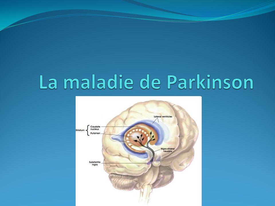 Quelques statistiques… Environ 7 à 10 millions individus dans le monde entier vivent avec la maladie de Parkinson 1.
