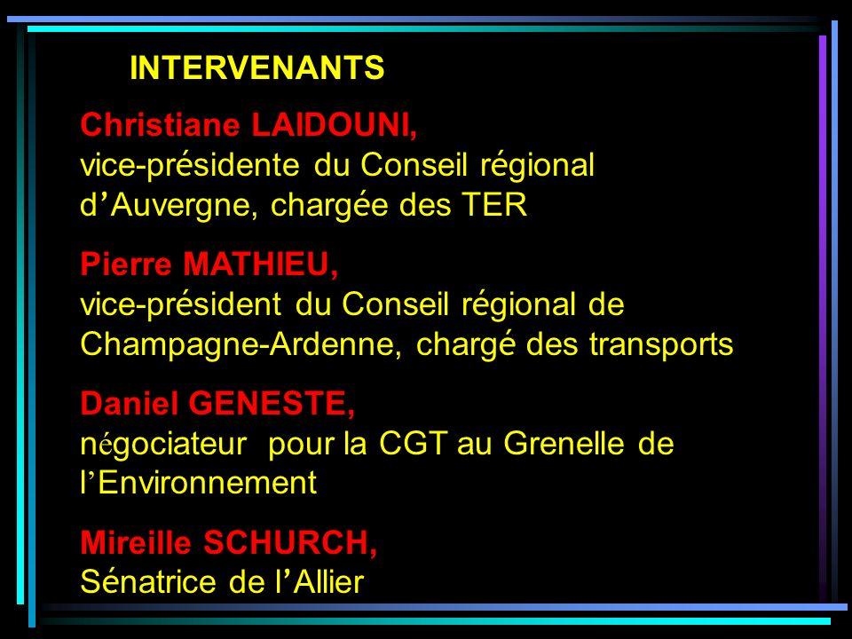 La bataille du rail en Auvergne PCF REGION AUVERGNE contact : groupepcf@cr-auvergne.fr - tel 04 73 31 84 97 http://pcfauvergne.elunet.frgroupepcf@cr-auvergne.fr http://pcfauvergne.elunet.fr AUBIERE 7 NOVEMBRE 2008
