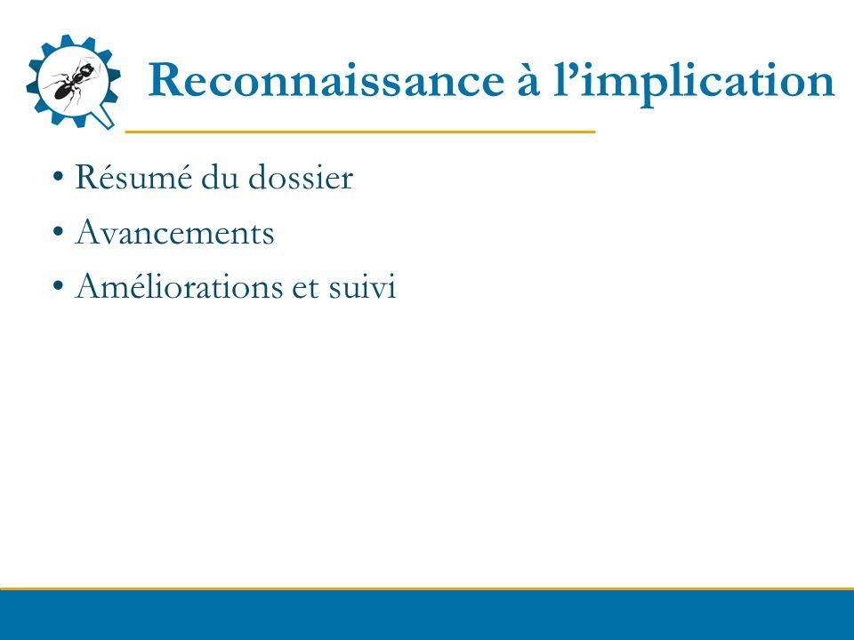 Recommandations Changement de VP académique dans les associations Rencontres avec les VP acadmiques Avenir du dossier « Stages »