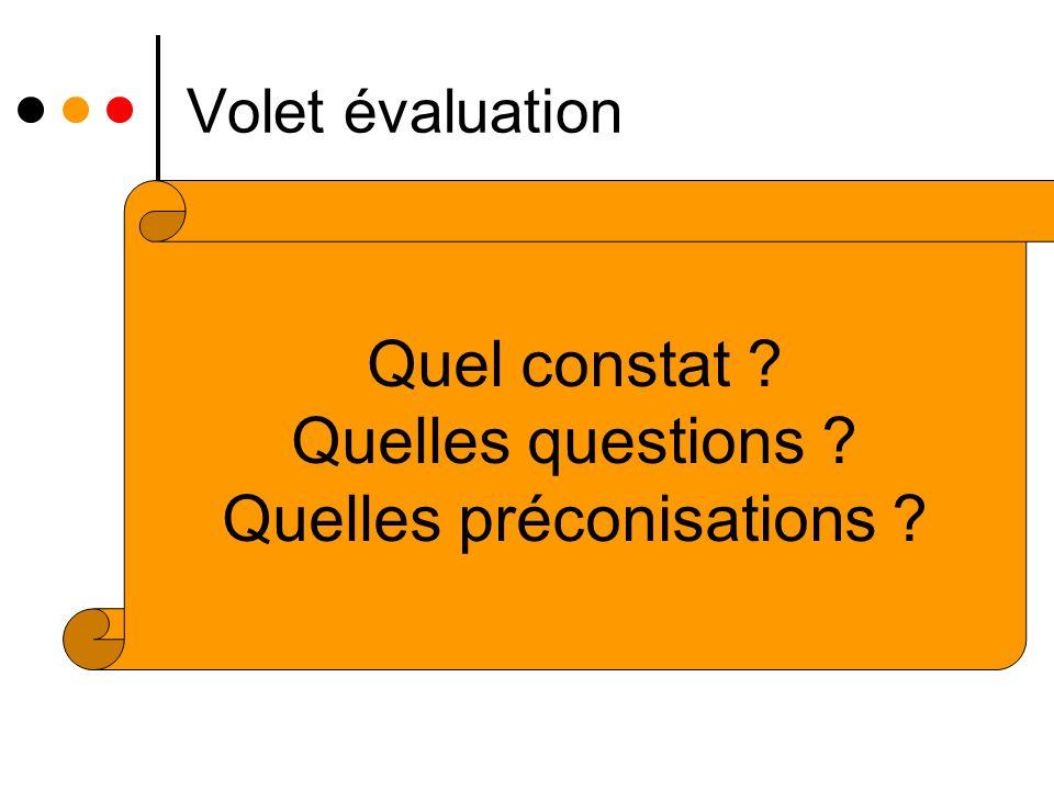 Volet évaluation Dans le cadre du PTA Un groupe dinspecteurs sur les TICE Thème : les conditions de la validation du B2i en classe de 3ème … (DNB obli