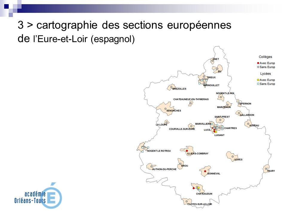3 > cartographie des sections européennes de lEure-et-Loir (espagnol)